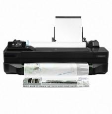HP 디자인젯 T120플로터 대여 24형 최대지원용지:A1