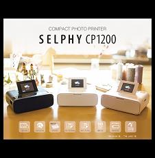 캐논 셀피 CP1200 와이파이 포토프린터대여 (24시간기준)