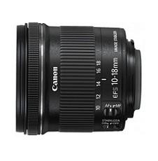 캐논 EF 10-18 mm  크롭용 광각렌즈